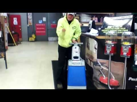 Kent  Hot Water Carpet Extractor / eBay list # 370914543541