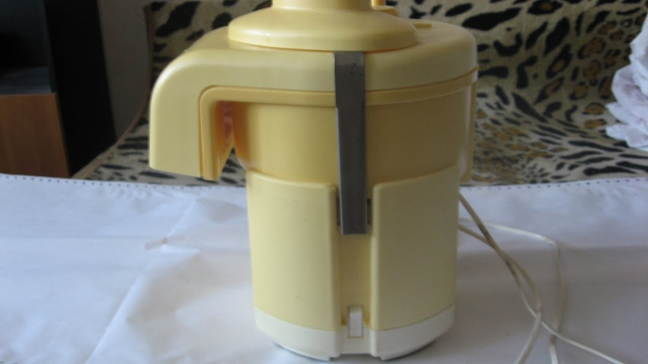 Zhuravinka - a juicer from Belarus recommended by hostesses 74