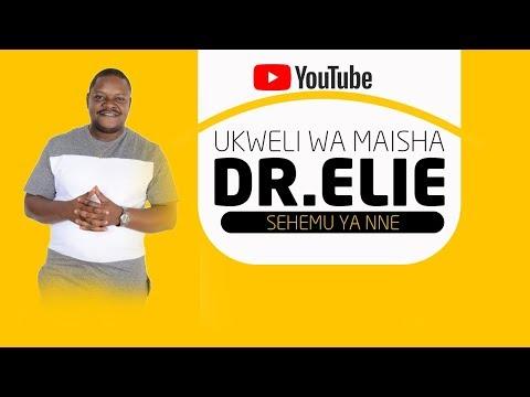 """Ukweli Wa Maisha"" (Sehemu Nne) Dr.Elie V.D Waminian."
