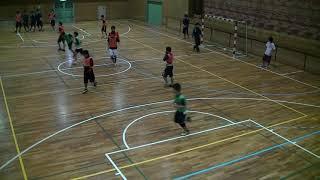 【高校ハンドボール練習試合】春日井vs名古屋大学付属 2014年3月16日