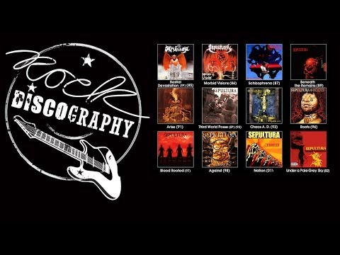 Sepultura (Animated Discography)