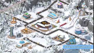 Ski Jump Mania 3 RU - TV spot