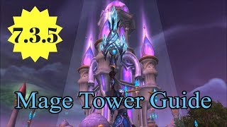 Video Frost Mage - Mage Tower: Guide and Commentary download MP3, 3GP, MP4, WEBM, AVI, FLV Juli 2018