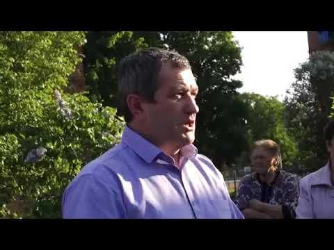 Почему в посёлке Брусянский Тульской области семь лет течёт ржавая вода
