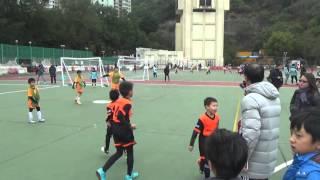 [中電盃]U10東區 vs NAKA足球坊  全場賽果0:1