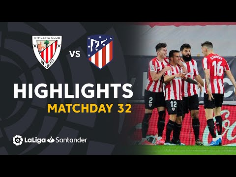 Ath. Bilbao Atletico Madrid Goals And Highlights