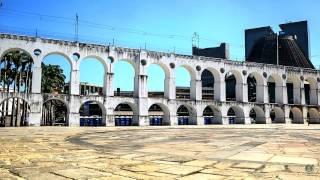 видео Январская река в Бразилии