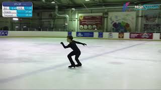 10 ые Открытые соревнования по фигурному катанию на коньках Кубок Марии Бутырской День 2