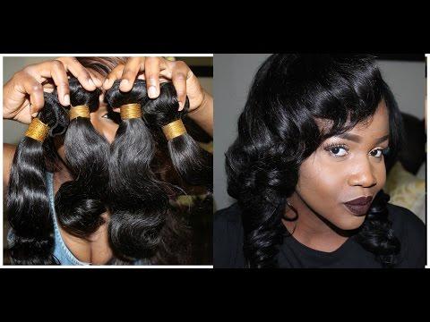 Cheapest Good Quality Brazilian Hair Hands Down! (NOT Sponsored!!) ||DanTemmy