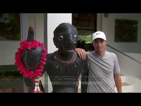 Paul Peterson Asian Tour Golf Show feature
