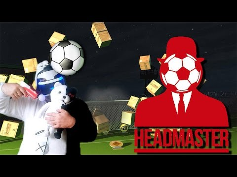 Hot balls action with Headmaster VR!
