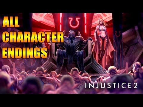 Injustice 2: Story mode & character endings, Batman, Joker