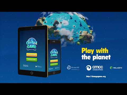 Change Game Play with the Planet