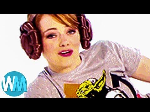Top 10 Celebrity Star Wars Fans