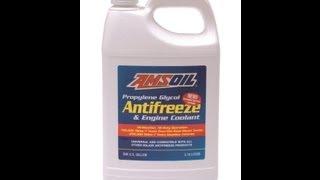 AMSOIL ANT Propylene Glycol Antifreeze & Coolant