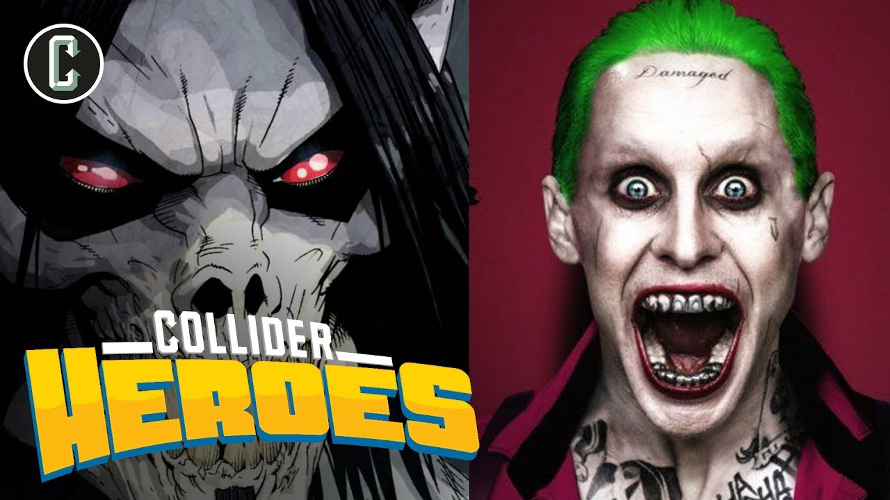 Jared Leto Better For Joker or Morbius? – Heroes LIVE At Amazing Las Vegas Comic Con