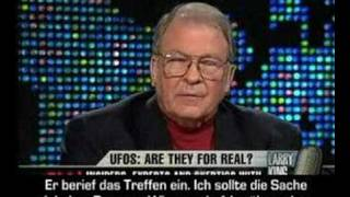 Teil 4: Larry King: UFO-debate: The UFO-Coverup?