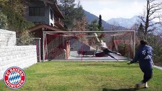 Manuel Neuer's Impressive Training At Lake Tegernsee | FC Bayern