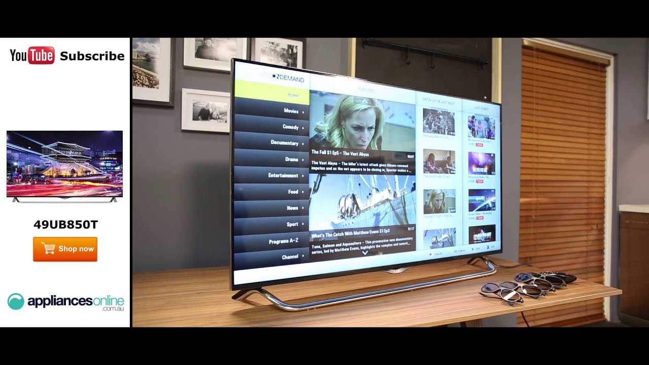 Lg 49ub850t 49 U0026quot  4k Ultra Hd Smart 3d Led Lcd Tv Reviewed By Product Expert