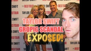 THE TAYLOR SWIFT GROPING SAGA!  Full Story of SHOCKING Grab on Taylor's Bare ASS!