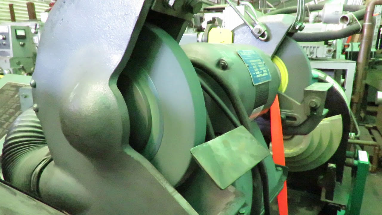 Bench Grinder Dust Collector Attachment