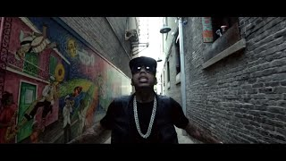 Смотреть клип Kid Ink - No Option Feat King Los