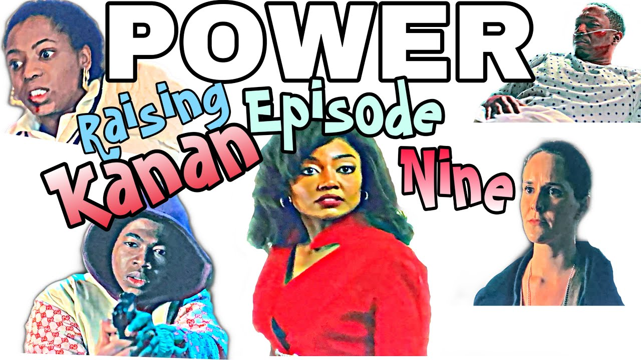 """Download POWER BOOK 3 EPISODE 9 """"AFTER SHOW REVIEW"""" W/LARRY - NITA - MOOCHIE AND BIG L🔥"""