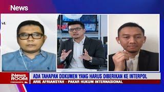 Proses Penangkapan DPO Jozeph Paul Zhang di Luar Negeri - iNews Room 19/04