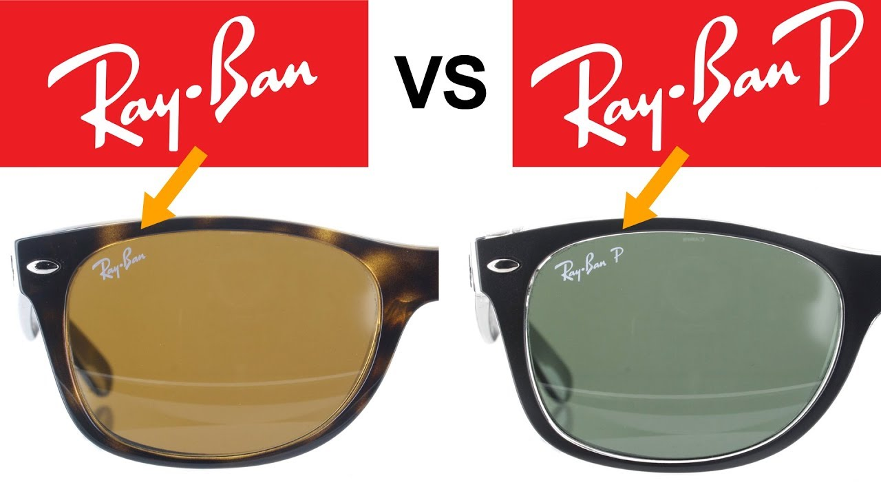 2dd2bf71d What is Ray Ban P? | Ray Ban vs Ray Ban P - Selectspecs.com - YouTube