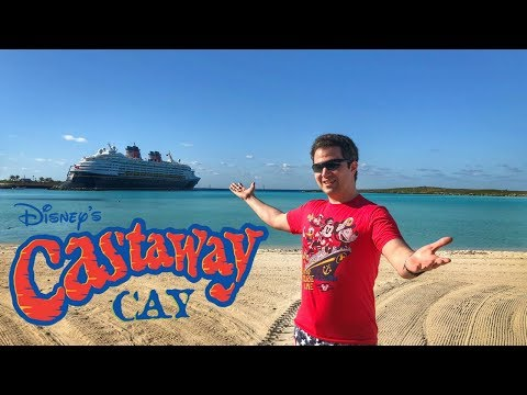 In-depth Tour & Review Of Castaway Cay | Disney Cruise Line Private Island 🏖