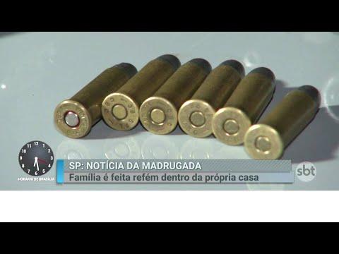 Polícia prende criminosos que fizeram família refém em São Paulo | Primeiro Impacto (25/07/18)
