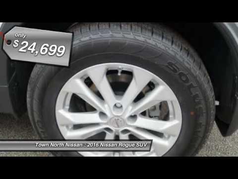 2016 Nissan Rogue Austin TX GP644721. Town North ...