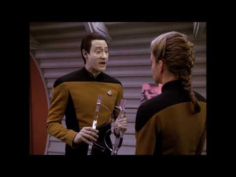 Why I suck at relationships - As demonstrated by Lieutenant Commander Data