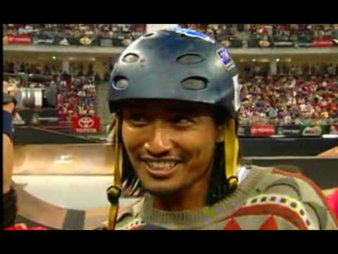 Asian X Games VI presented by Toyota 2004 (Junior X Games V) Episode 8 Highlights