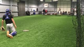 Showcase Pitching