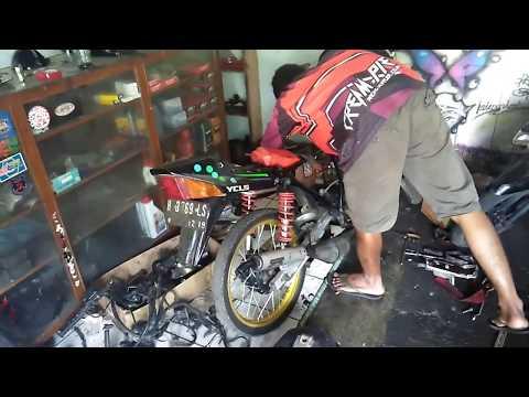 Setting Yamaha RxZ