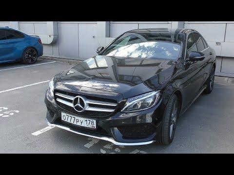 Автоподбор б\у Mercedes-Benz C180 W205 за 1.600тр