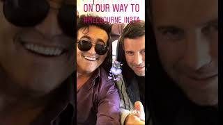 Baixar IL DIVO Flying to Melbourne 21-10-2018