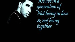 Download Drake- Doing it Wrong (With Lyrics) MP3 song and Music Video