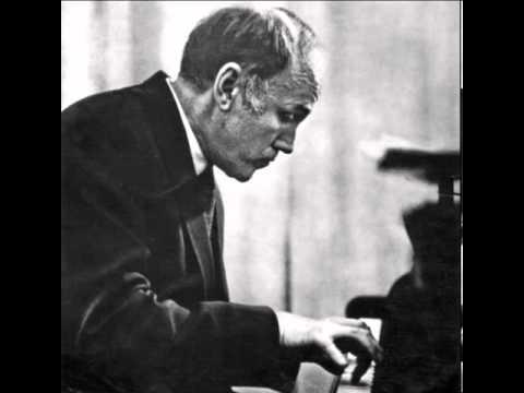Sviatoslav Richter - Prokofiev - Piano Sonata No. 8 in B flat major, Op. 84