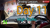 Mom Driving Lesson- Day 1   Indian Driving School - YouTube
