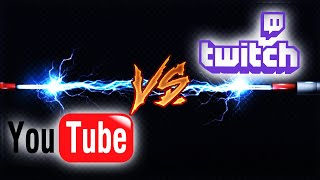 What is best Youtube VS Twitch Livestreams - Gameplay Commentary