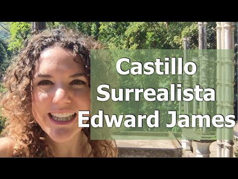 Castillo Surrealista Edward James