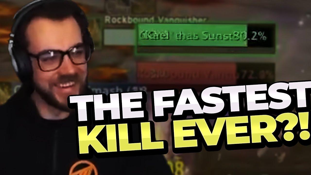 THE FASTEST BOSS KILL EVER?! (Sco Stream Highlights)