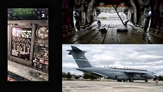 C-5M Super Galaxy Can Back Up • Who Knew?
