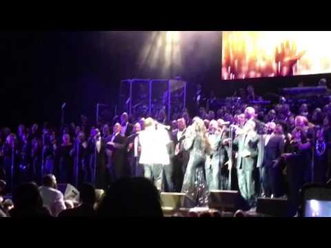 Hezekiah Walker & LFCC Reunion Concert - Second Chance