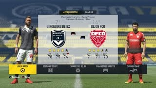 Video Gol Pertandingan Bordeaux vs Dijon FCO