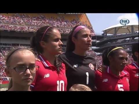 USA vs. Costa Rica • Victory Tour Match (720p)