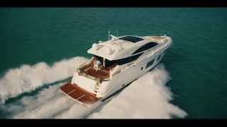 Behold the Flagship of Sea Ray Yachts: L650 Express