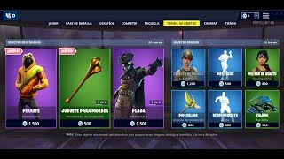 'NEW SKIN PERRETE AND PLAGA' BAILE RITMO PERFECTMD FORTNITE STORE / 26 mai / Martinezjlr